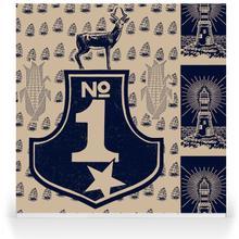 No 1 Indigo