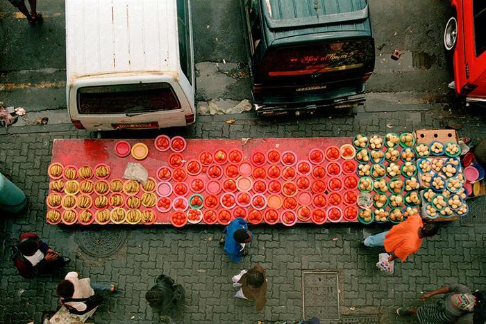 Streets of Johannesburg. 1998.