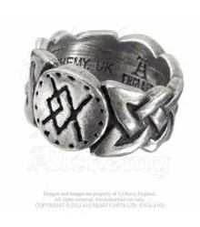 R195 Viking Virility Rune ring