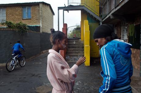 thumbnail for Simoney Kock, 19 years old (left)- Atlantis, Cape Town