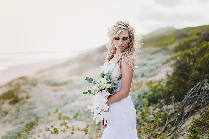 South African Beach Wedding - Heimar & Seanique