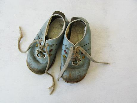 thumbnail for Small shoes, 1982