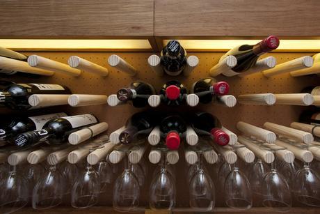 thumbnail for Stretta Cantina wine rack
