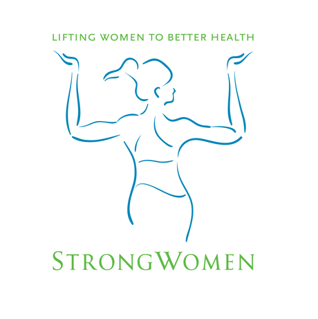 thumbnail for Logo for a women's fitness program