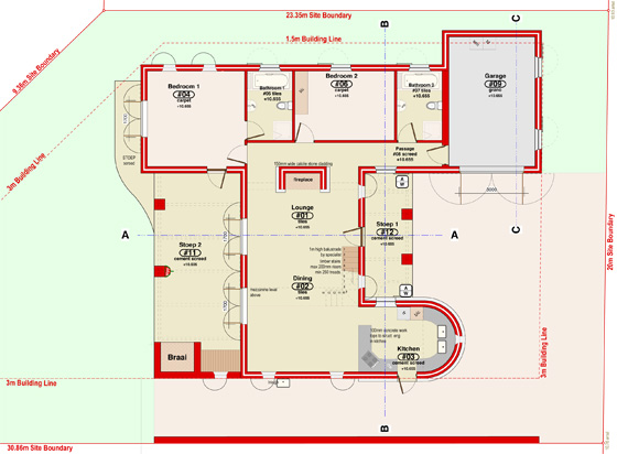 Plans for famous houses home design and style for Famous building blueprints