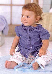 Thumbnail for PRENATAL Baby Fashion