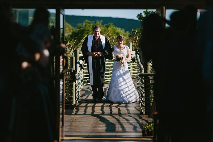 Garden Route Game Lodge Wedding - Rob & Christie