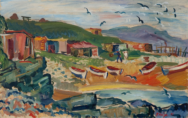 Old Harbour, Hermanus - SOLD