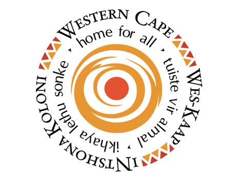 The Western Cape logo - Creating an identity for a Home for All