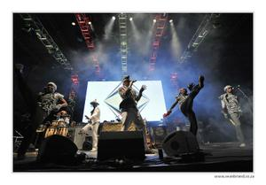 Thumbnail for ROCKING THE DAISIES 2011