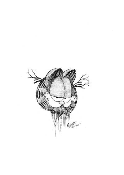Garfield - Character