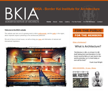 Website for BKIA