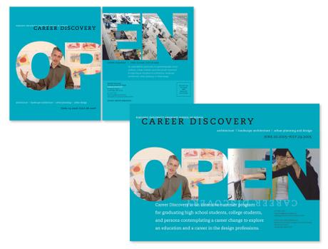 thumbnail for Career Discovery Program Brochure and Poster 2006