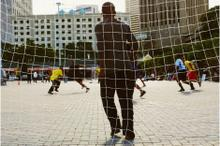 Thumbnail for Street soccer on the Grand Parade