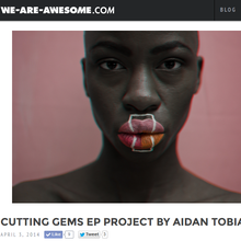 Thumbnail for Cutting Gems EP Project by Aidan Tobias.