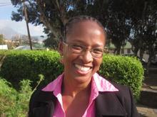 Elizabeth Petersen - founder and director of SAFFI