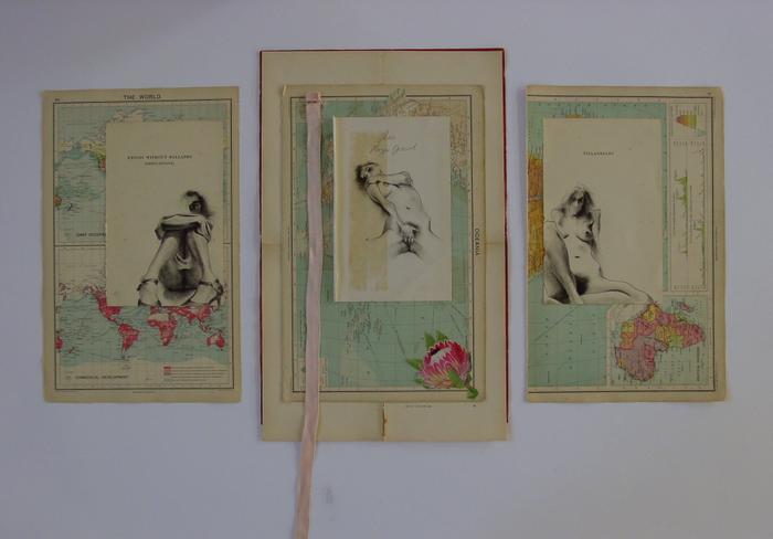 Untitled Triptych (Atlas)