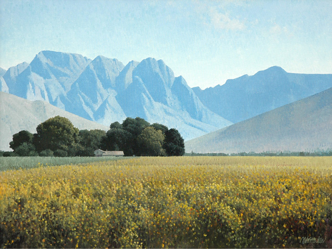Slanghoek Mountains - SOLD