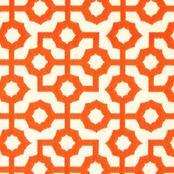 Mosaic col. Tangerine