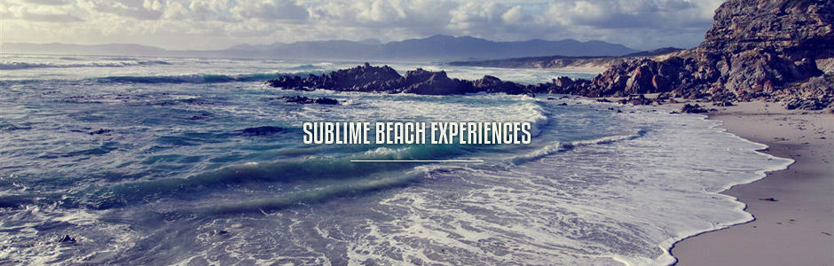Sublime Beach Experiences