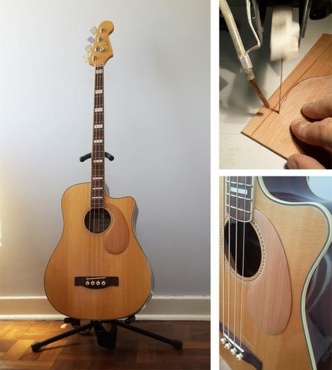 Guitar Scratchplate