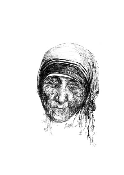Mother Theresa - Saint