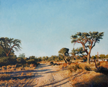 Kalahari road - SOLD