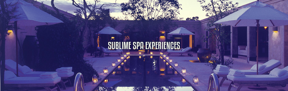 Sublime Spa Experiences