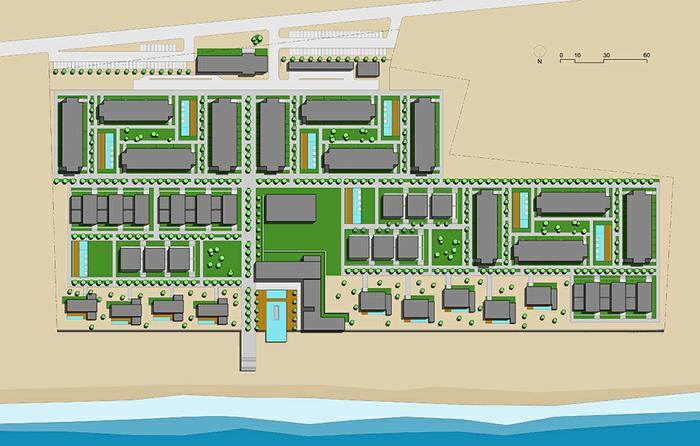 Architecture- Ghana Resort - Tsai Design Studio