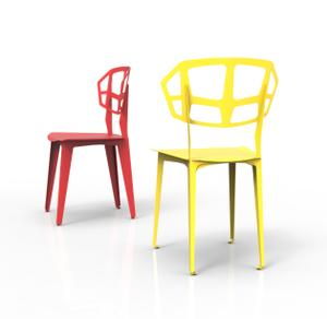 Thumbnail for Bent Chair