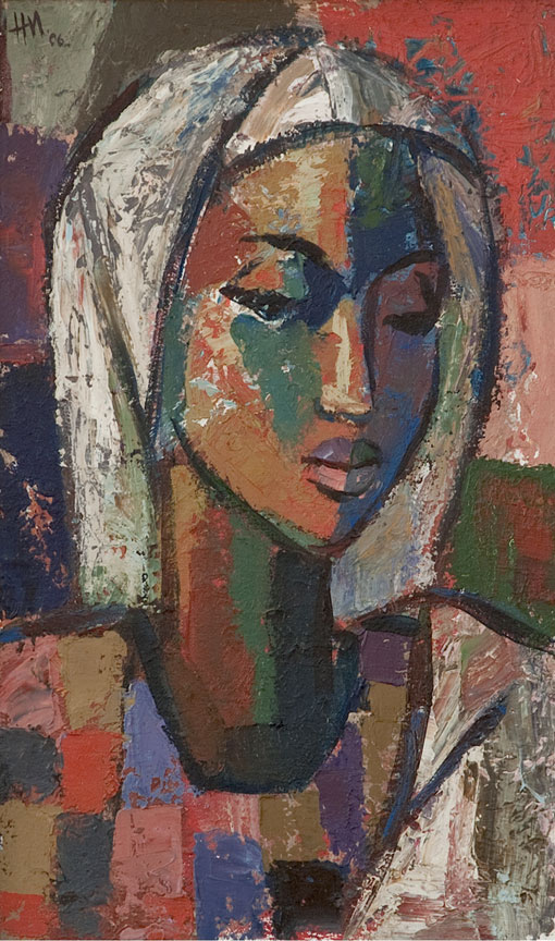 African Madonna - SOLD