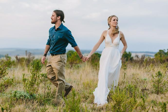 Gondwana African Safari Wedding.