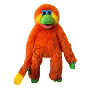 Funky Monkeys : Orange  Pc1603
