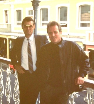 ARCMEN's Dirk Greef & Thomas Geh in 1990
