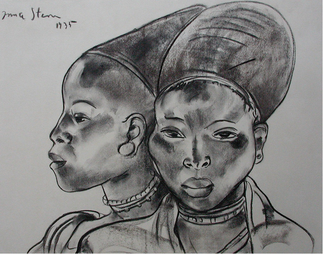 Swazi women - SOLD