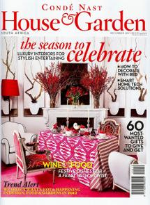 Thumbnail for House & Garden - Dec 2011