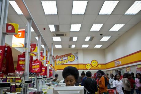 thumbnail for Ruth Kamanga, 30, cashier/teller. - Shoprite, Cairo Road, Lusaka, Zambia.