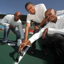 Thumbnail for MINISTER MABALULA GIVES SOWETO TENNIS OPEN THUMBS UP