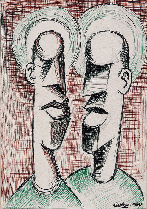 Two heads (1950)