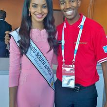 Thumbnail for Nceba & Miss South Africa 2015