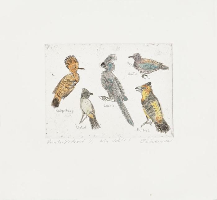 My Voëls II (My Birds II)