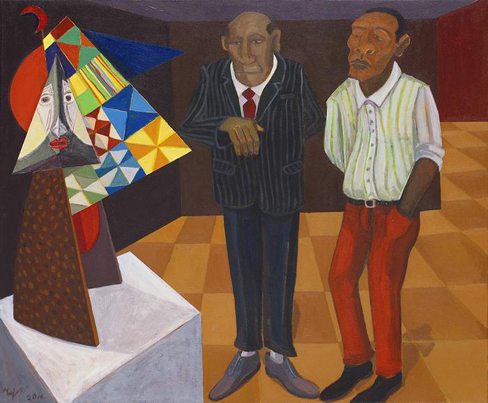 Connoisseurs of Contemporary African Art - SOLD