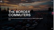 Thumbnail for Outline Magazine- Border Commuters
