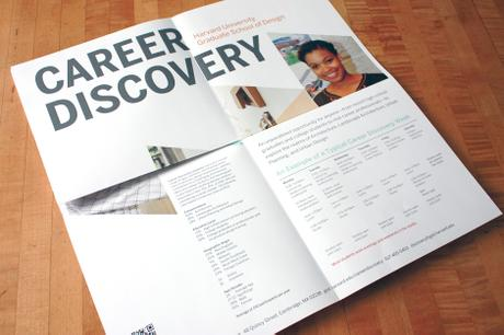 thumbnail for Career Discovery program 2014— Broadside booklet fold brochure/poster.