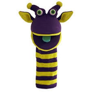 Sockpuppet Rupert Pc7012