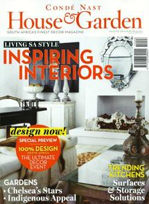 Thumbnail for HOUSE & GARDEN - AUG 2014