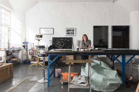Jacki McInnes in her August House studio