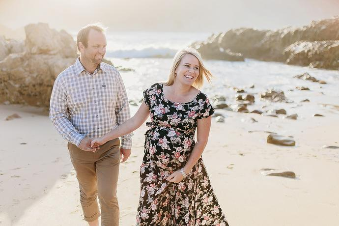 Garden Route Maternity Shoot - Louwrens Family