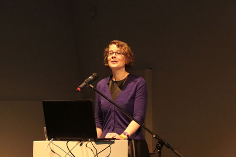 Esther Peeren, vice-director ASCA (cultural analysis)