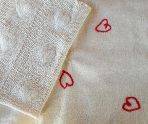 Woollen Baby Blankets